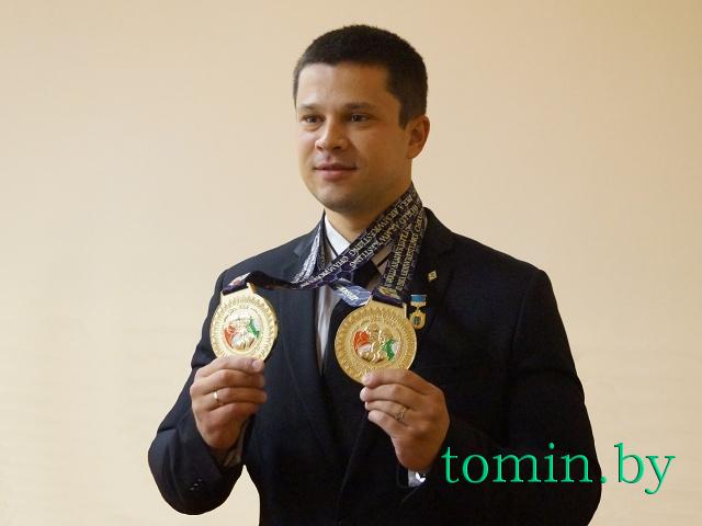 Виктор Братченя - фото Тамары Тиборовской
