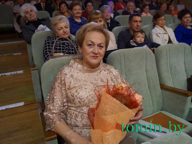 Врач-гинеколог Брестского роддома Мария Григорьевна Харитончик. Фото Тамары ТИБОРОВСКОЙ