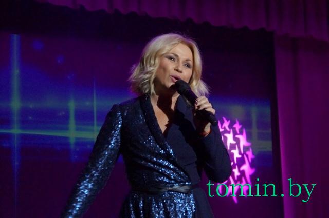 Концерт Инны Афанасьевой в Бресте. Фото Тамары ТИБОРОВСКОЙ