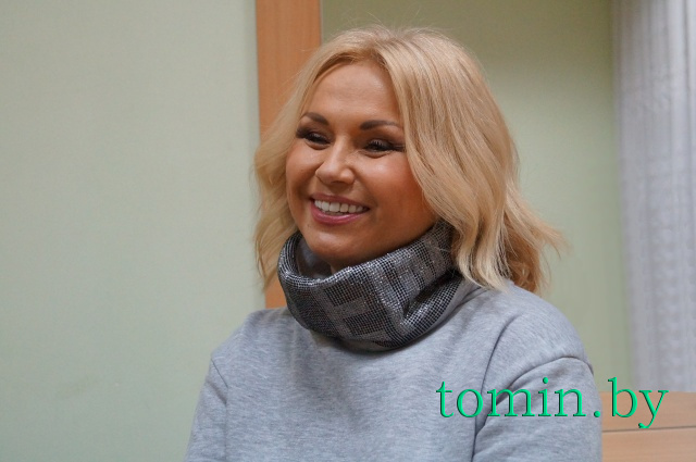 Заслуженная артистка Республики Беларусь Инна Афанасьева. Фото Тамары ТИБОРОВСКОЙ