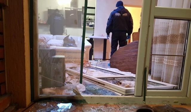 Разбойное нападение в Пинске 4 января 2018 года - фото