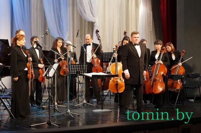 Президентский симфонический оркестр Республики Беларусь. Фото Тамары ТИБОРОВСКОЙ