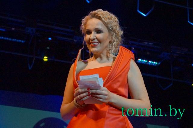 Ольга Плотникова. Фото Тамары ТИБОРОВСКОЙ