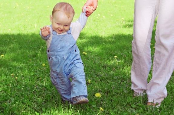 Что делать чтобы ребенок быстрее пошёл