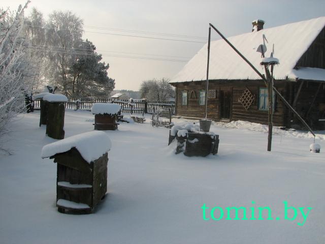Деревня Михалки, Березовский район. Хата Федора Зеленко - фото