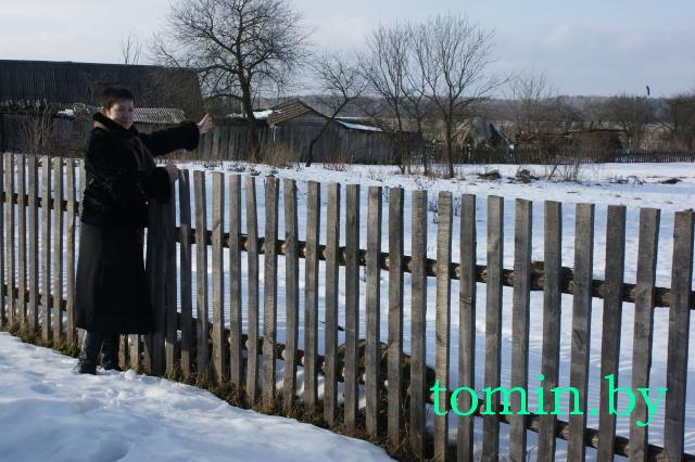 Деревня Рожковка, Каменецкий район. На этом месте стояла курная хатка - фото