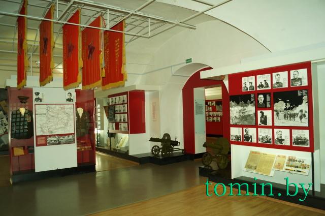 Музей обороны Брестской крепости - фото