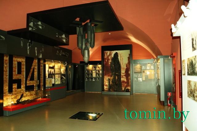 Музей обороны Брестской крепости. Фото Тамары ТИБОРОВСКОЙ