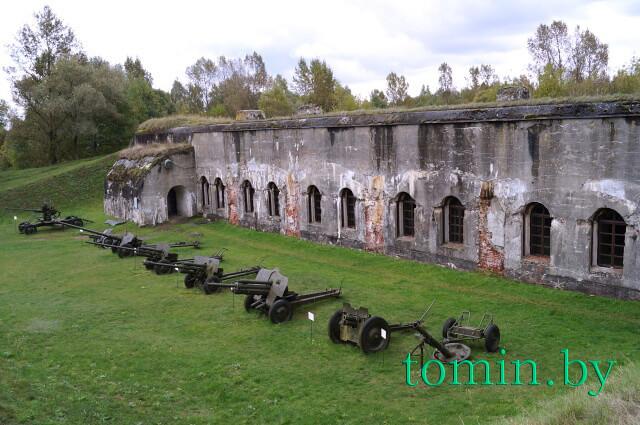 Мемориальный комплекс «Брестская крепость-герой». «Музей 5-й форт» - фото