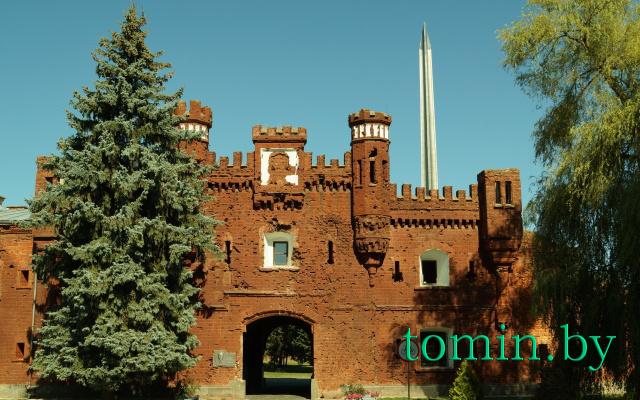 Брестская крепость. Холмские ворота. Фото Тамары ТИБОРОВСКОЙ