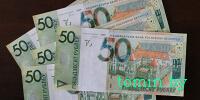 На торгах 22 января подешевел только евро