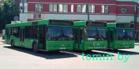 В Бресте изменяется расписание движения городского автобусного маршрута №40